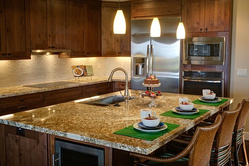 Simple And Refreshing Kitchen Designs
